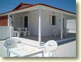 Castaway Cottage holiday beach house to rent Armona Island Algarve Portugal